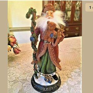 "13"" Old World Santa Christmas Decoration/ Decor"